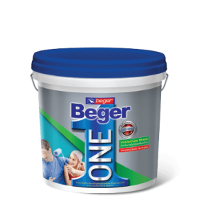 Sơn Nội Thất 3 Trong 1 Beger ONE-22