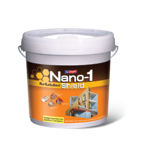 Sơn Ngoại Thất Beger Nano-1 Shield.
