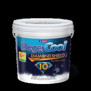 Sơn Ngoại Thất Giảm Nhiệt BegerCool Diamond Shield 10-20