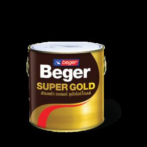 Sơn Vàng Beger Super Gold Acrylic Emulsion AC 919 & AC 707-15